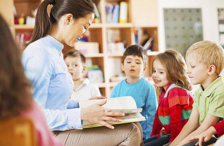 Создание сайта воспитателя детского сада