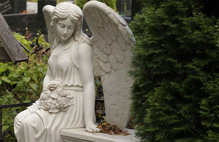 Разработка сайта для компании по изготовлению памятников, надгробий