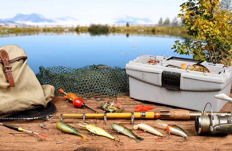 Создание сайта для услуг платной рыбалки за 1 день